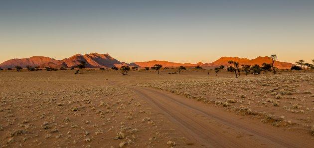 Kamperen in Namibie is uniek