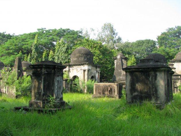 Een groene oase in een hectische stad