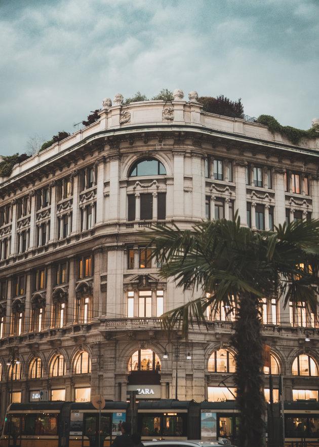 Milan citta