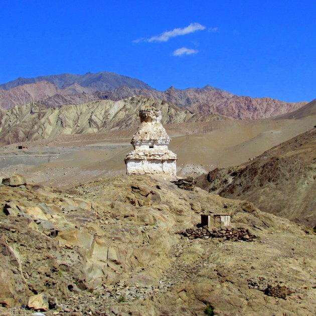 oude stupa