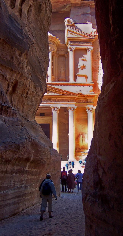 ingang Petra