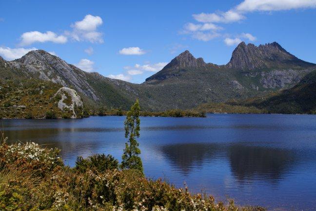 Wandeltocht Tasmanië