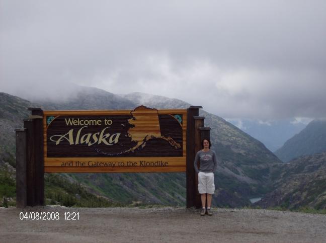Even in Alaska
