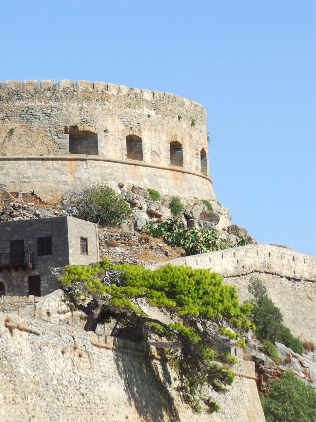 Fort op Spinalonga