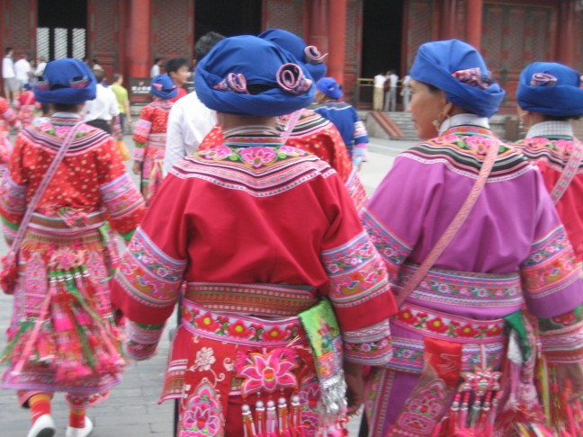 Chinese Kledingdracht