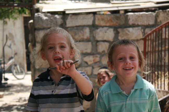 orthodoxe kinderen