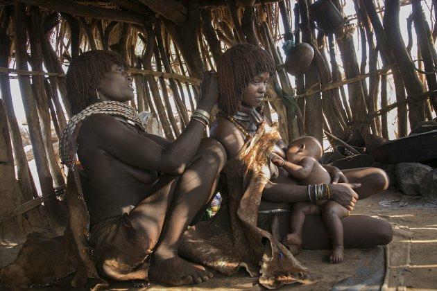 Hamar vrouwen Haarverzorging
