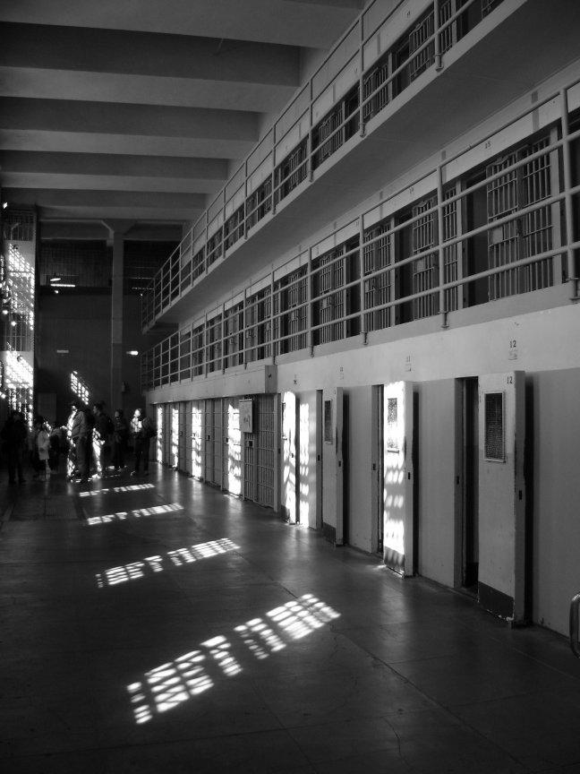 Alcatraz cellenblok 52100