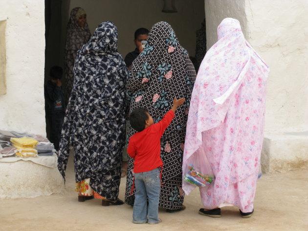 Berber vrouwen