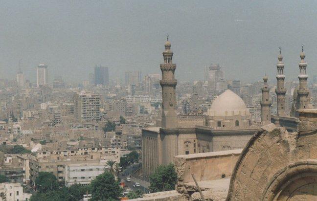 Skyline Cairo
