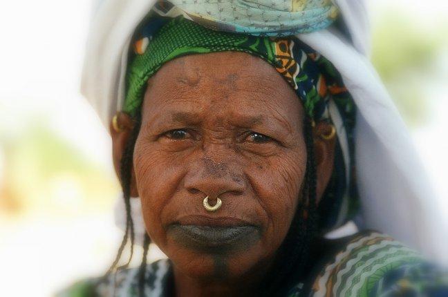 Peul-vrouw