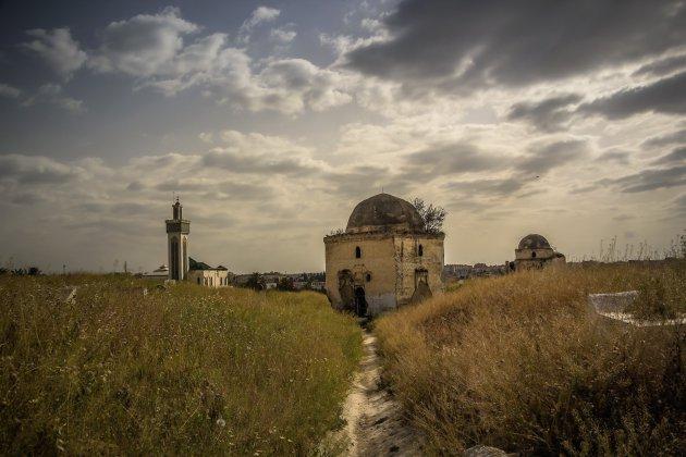 Begraafplaats in Meknes