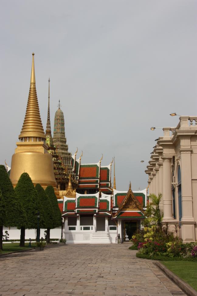 2008: Bangkok: Grand Palace.