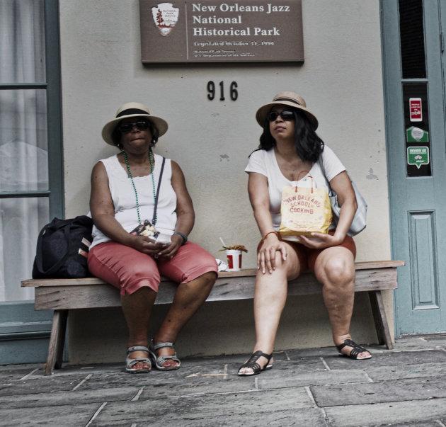 Chiilen in New Orleans