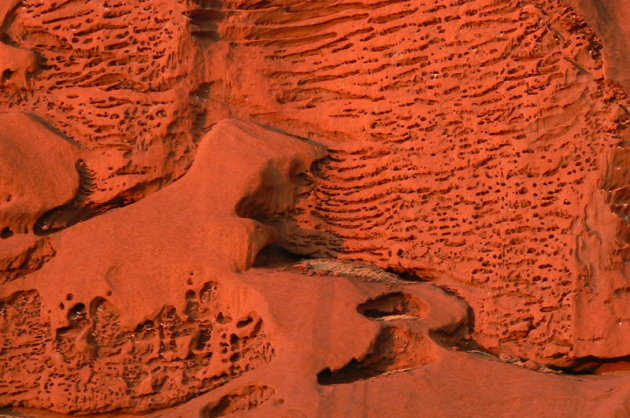 detail Uluru