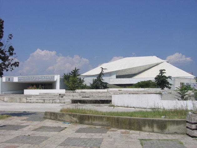 macedonia opera and ballet
