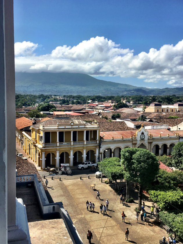 Granada ~ must-see stad in Nicaragua