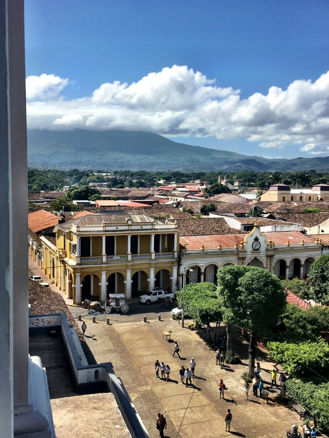 Granada ~ must-see stad in Nicaragua