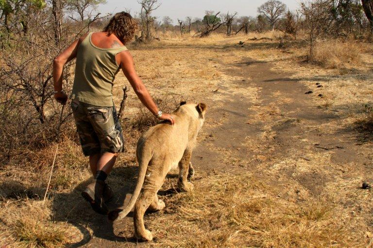 Hoofdfoto bij reisverhaal 'Deel 5/7 Roadtrip door Zuidelijk Afrika (Namibie, Botswana en klein gedeelte Zambia)'