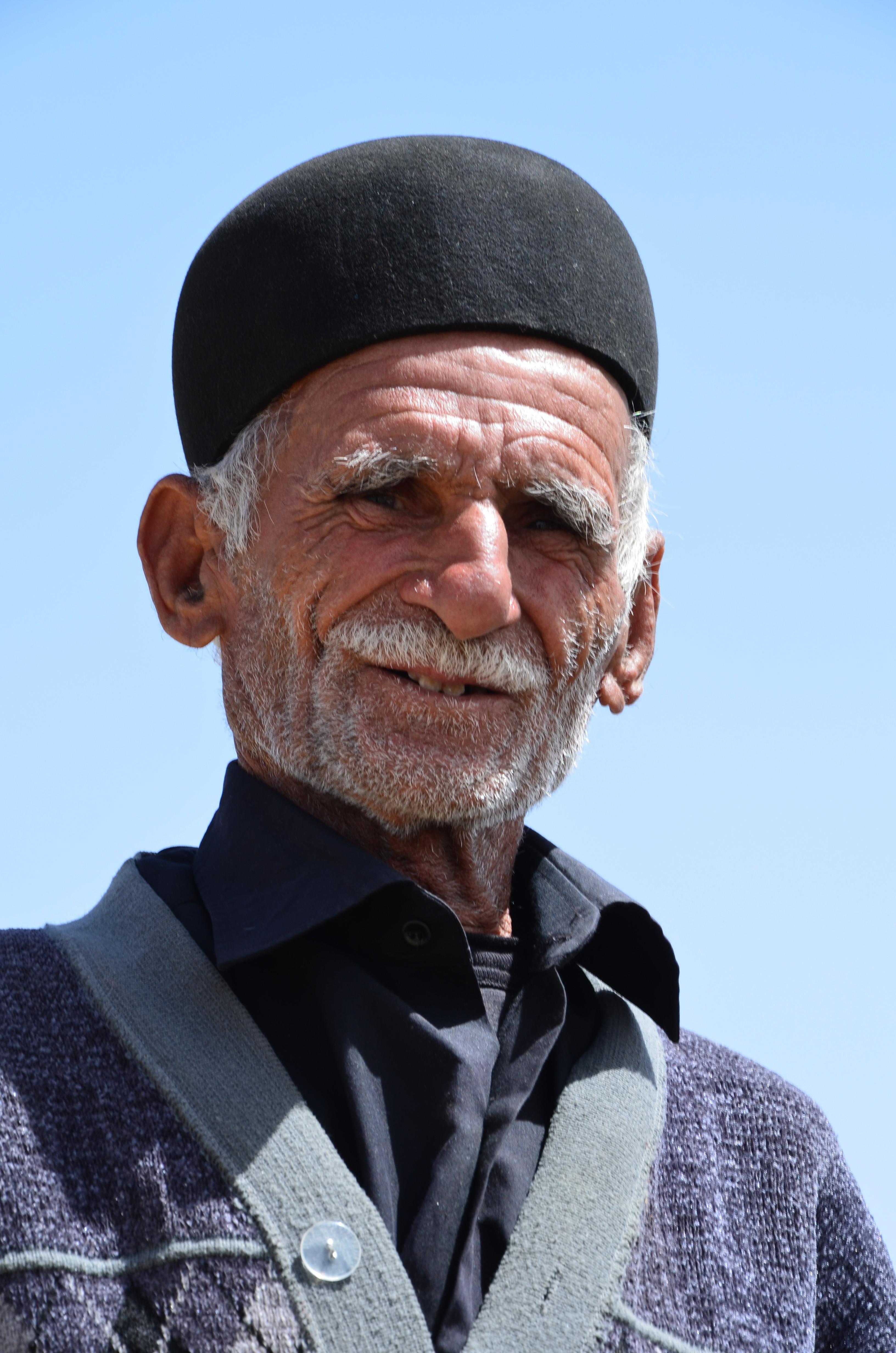 Malek, 80 jaar and still going strong.