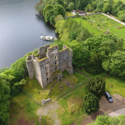 Voorvertoning Invergarry Castle
