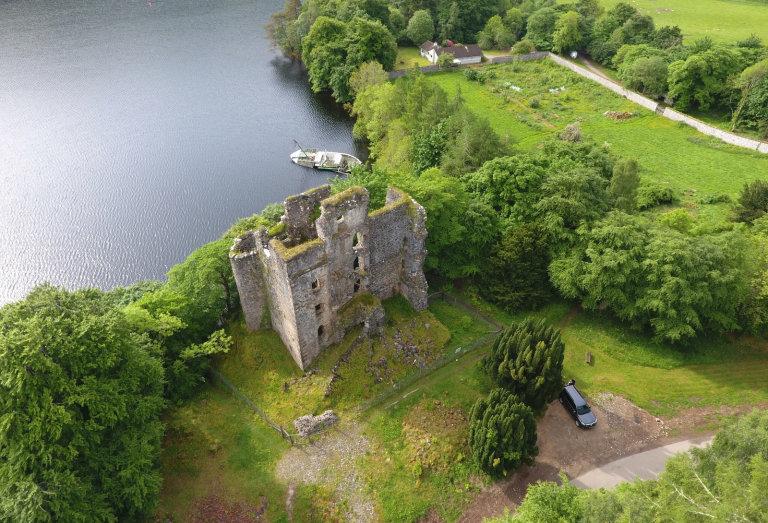 Hoofdfoto bij reisverhaal 'Midges, castles & lochs'