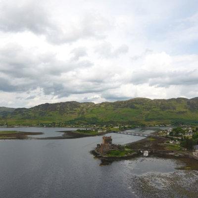Voorvertoning Eilean Donan Castle