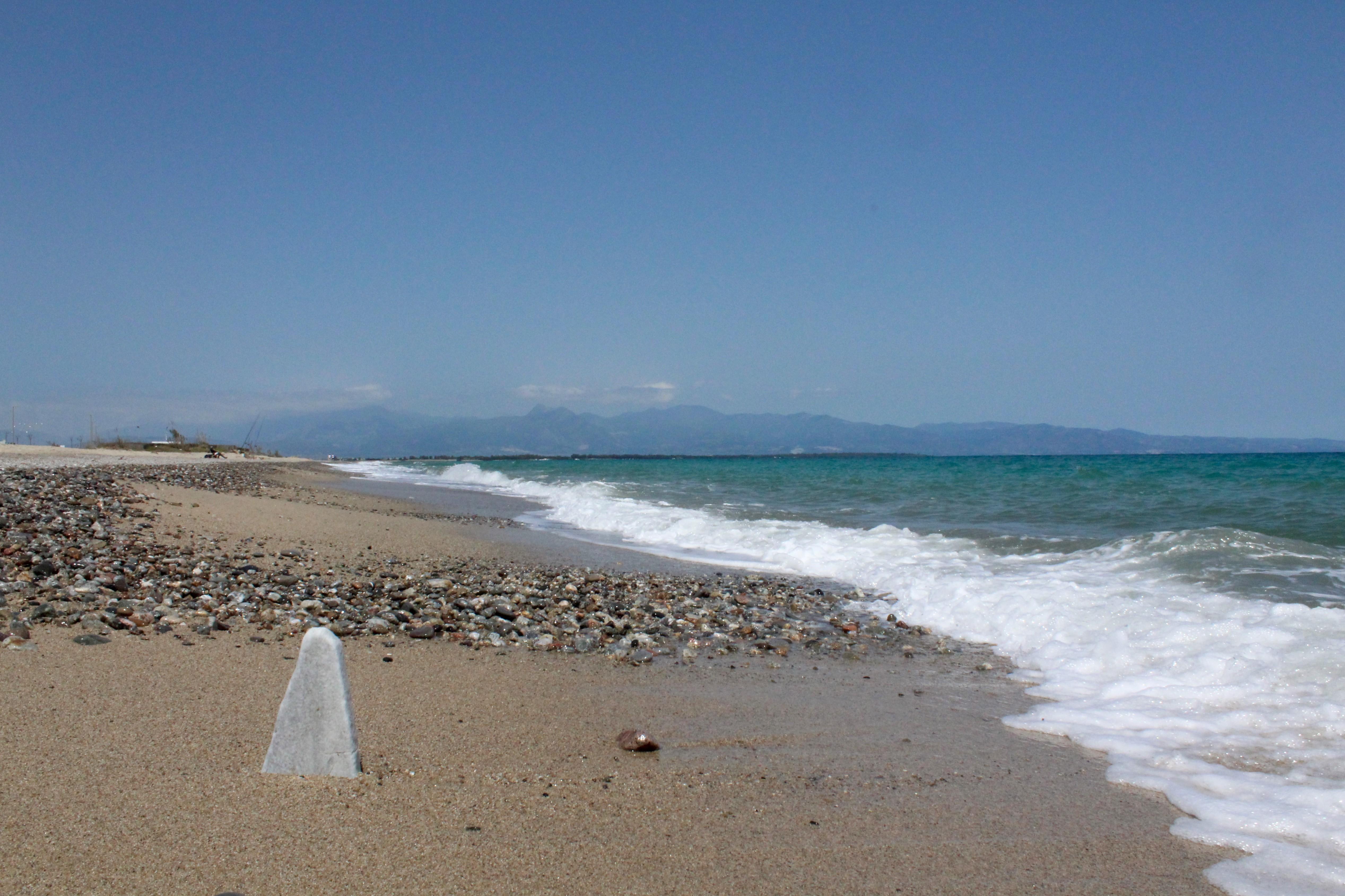 Strand in Schiavonea