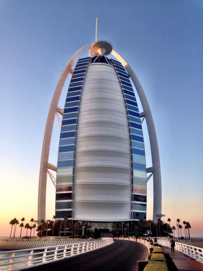 High Tea in Dubai