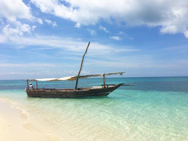 Dagtrip Nungwi Beach, Zanzibar