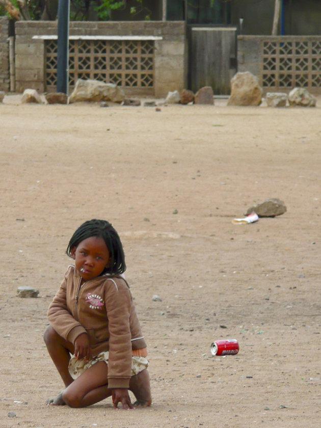Gaborone girl