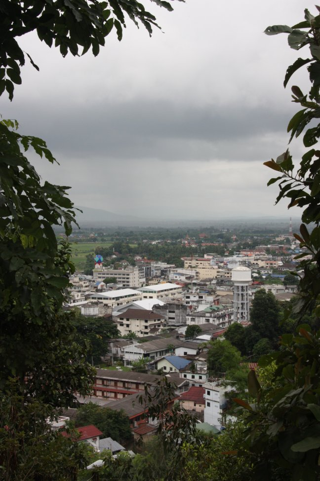 2008: Tachilek te Myanmar (Birma).