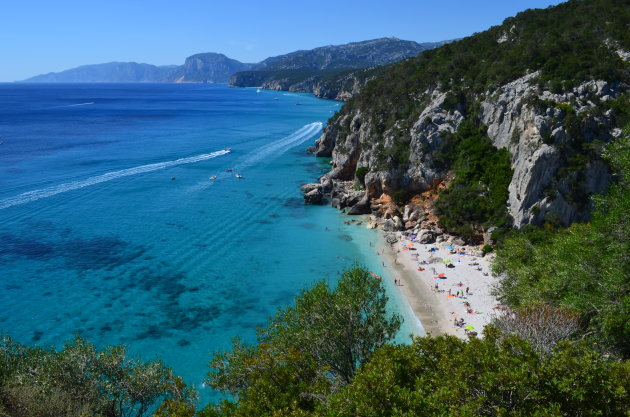 Sardinië - Cala Fuili