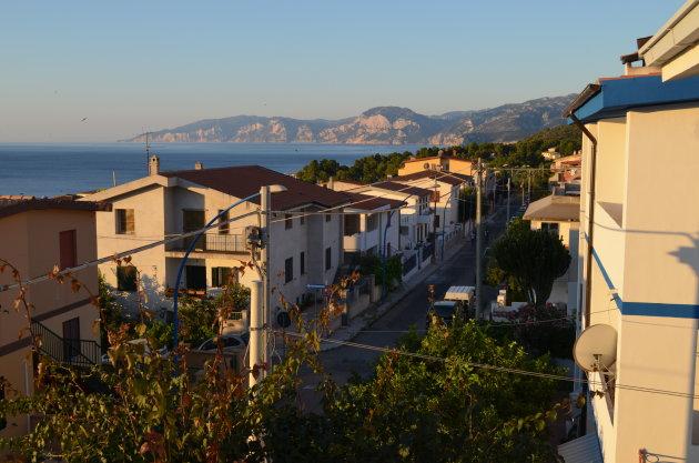 Sardinië - zonsopkomst Cala Gonone