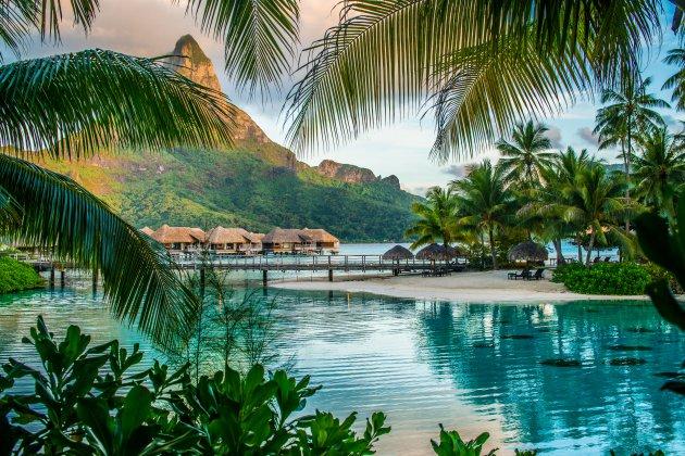 Laguarium InterContinental Bora Bora Thalasso Resort & Spa
