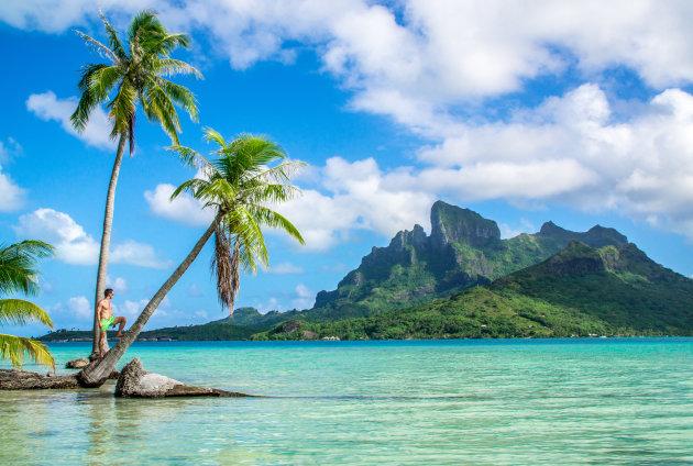 Bora Bora, het ultieme 'cast-away' paradijs!