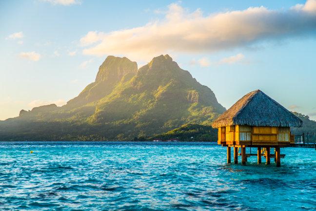 Overwater Villa Bora Bora