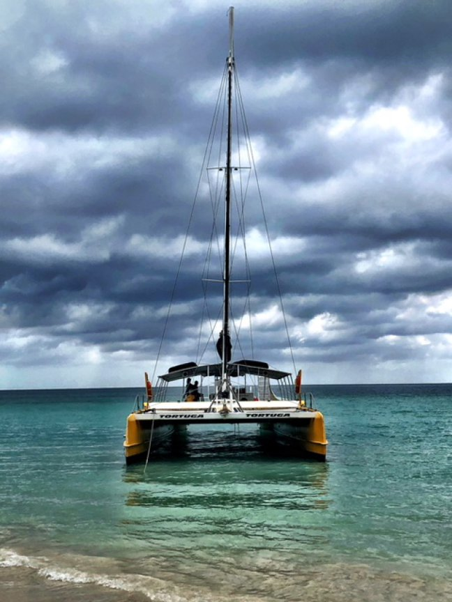 Tip voor een regenachtige dag op Jamaica!