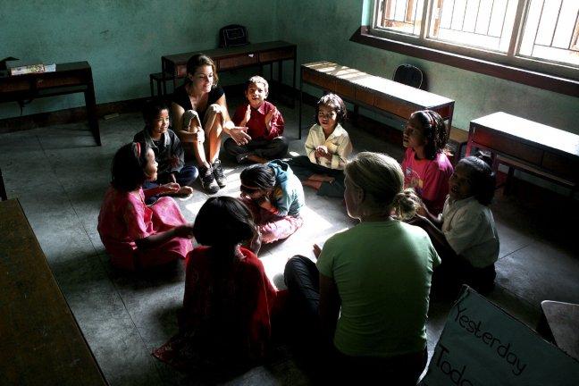 Zingen in de klas