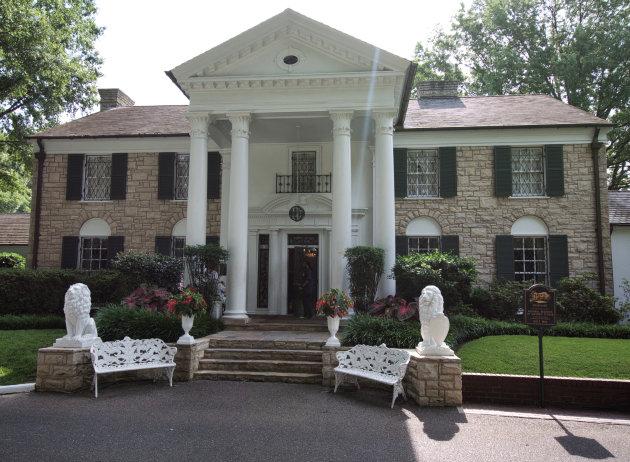 Graceland - huis van Elvis Presley
