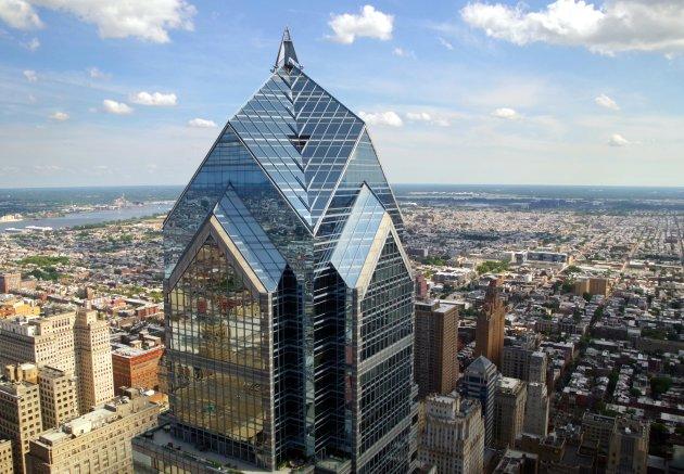 Het mooiste uitzicht van Philadelphia