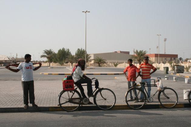 kinderen op de fiets