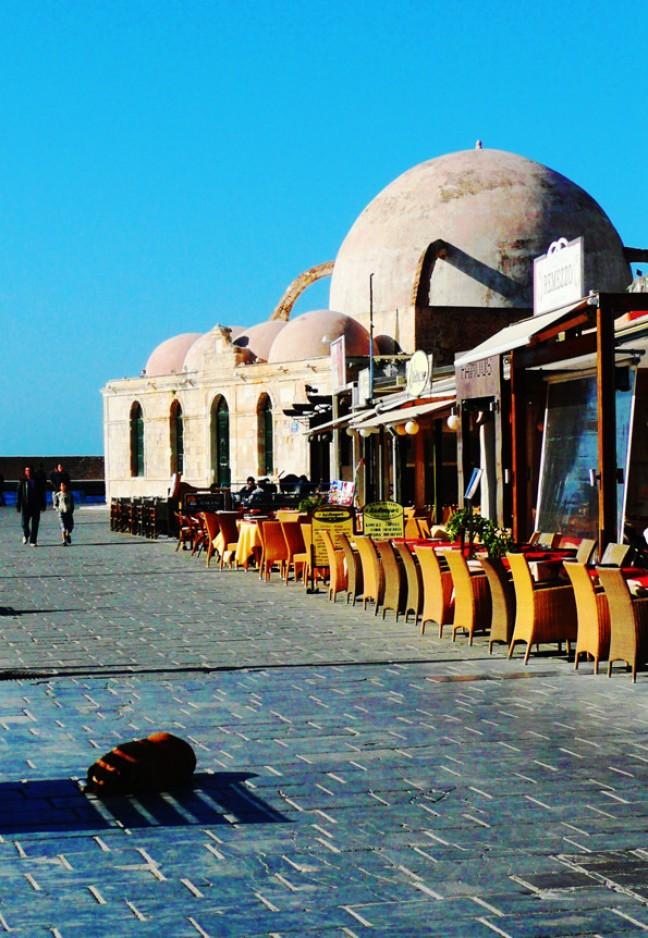 Moskee van Chania
