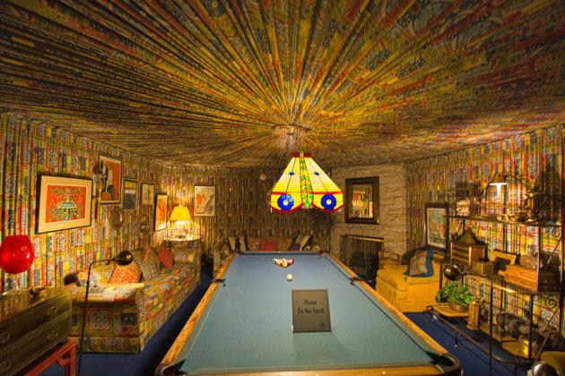 Graceland - Poolroom - Elvis Presley