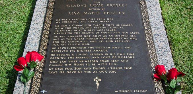 Graf Elvis Aaron Presley
