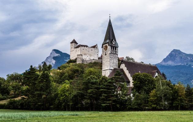 Dwergstaat Liechtenstein