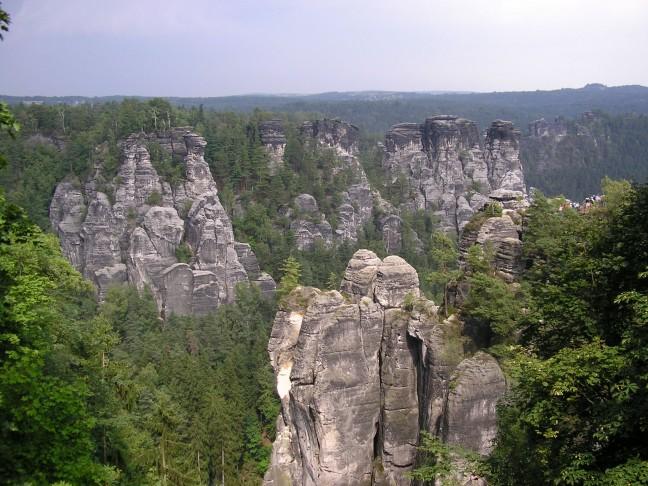 Saksischen Schweiz