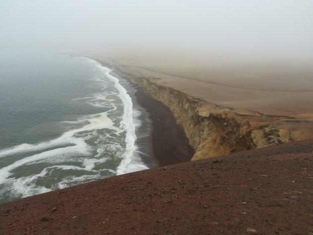Great Ocean Road op Mars