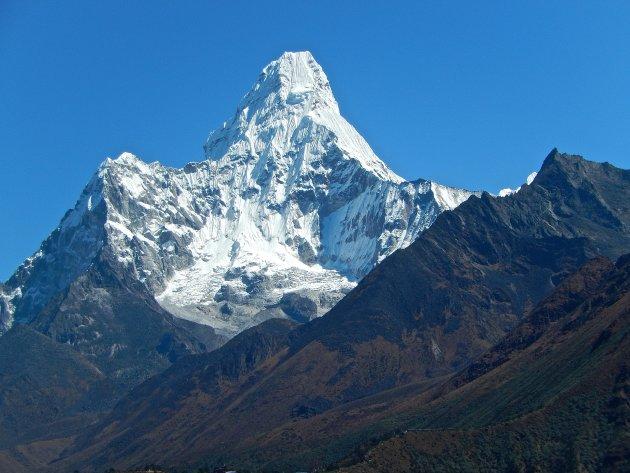 Matterhorn van de Himalaya