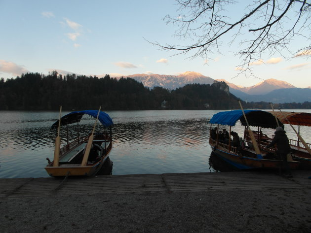 Ontspannen aan Lake Bled